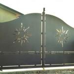 cancello laser 1