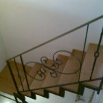 scala gradini legno